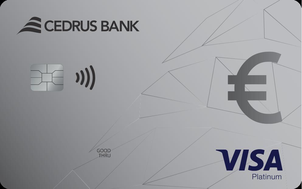 Visa Platinum Euro